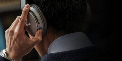 Bose QC35 II Voice Assistant