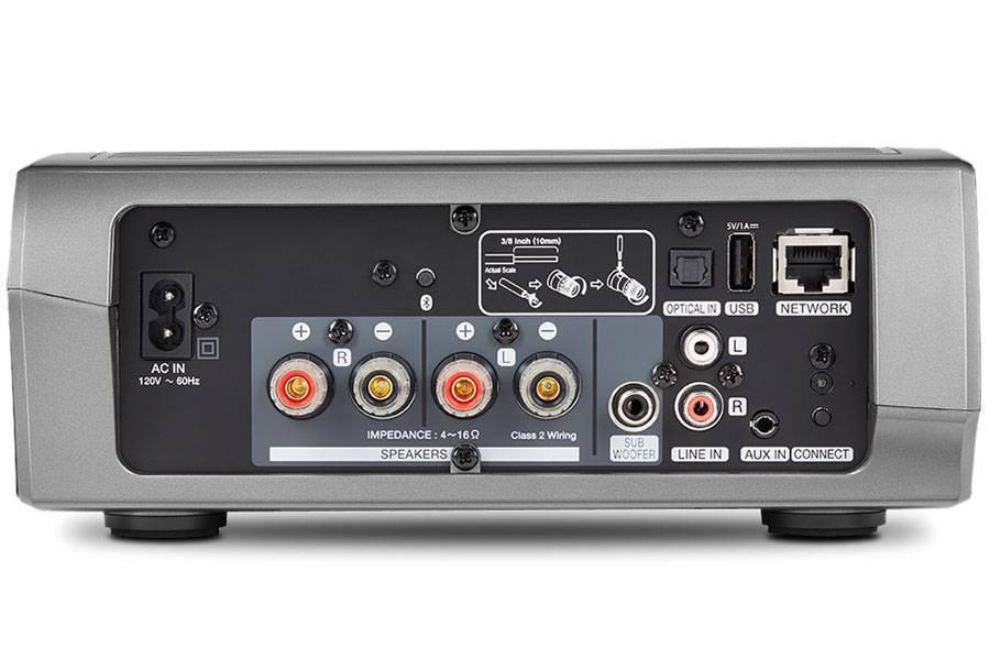 Denon Heos Amp Hs2 Bluetooth Streaming Amplifier Denon