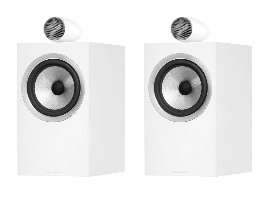Bowers Amp Wilkins 705 S2 Bookshelf Speakers B Amp W 705 S2