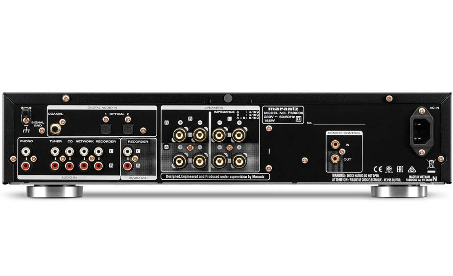 Marantz Pm6006 Uk Edition Stereo Amplifier Weybridge Audio