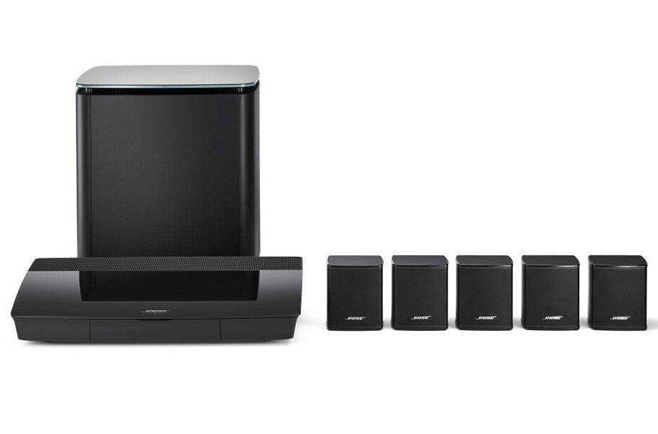 bose lifestyle 550 5 1 home entertainment system. Black Bedroom Furniture Sets. Home Design Ideas