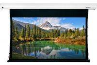 Grandview Cyber Series Electric Tab-Tensioned Projection Screen