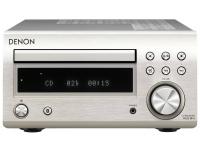 Denon D-M41DAB CD Receiver Silver