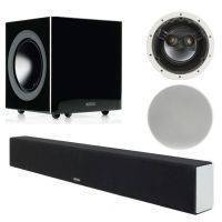 Monitor Audio SB2 Package With Radius 380 and CT265-FX