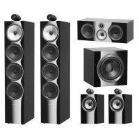 Bowers & Wilkins 702 S2 Theatre System