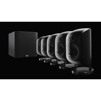 Bowers & Wilkins MT50 5.1 Speaker System Black