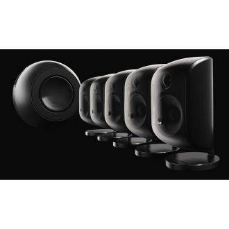 Bowers & Wilkins MT60D 5.1 Speaker System Black