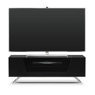 Alphason Chromium 2 Black With TV
