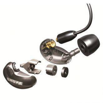 Shure SE215 Exploded View