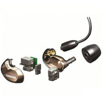 Shure SE535 Exploded View