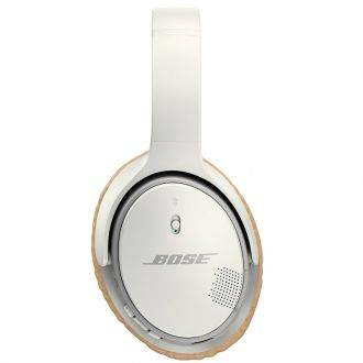 Bose SoundLink Around Ear II Wireless Headphones White Side View