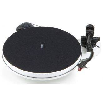 Pro-Ject RPM 1 Carbon Turntable Gloss White
