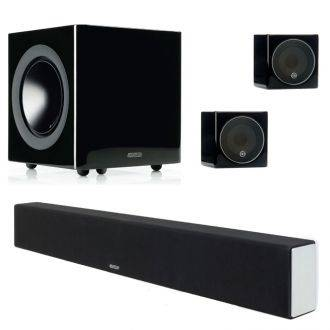 Monitor Audio SB2 Package With Radius 45/380