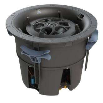 Origin Acoustics D85 Ceiling Speaker Side View