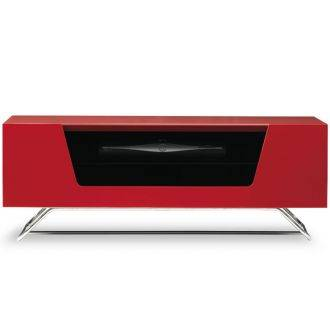 Alphason Chromium 2 Red Front View