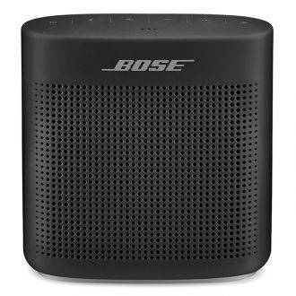 Bose SoundLink Colour II Black Front View