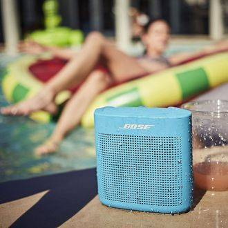 Bose SoundLink Colour II By Pool