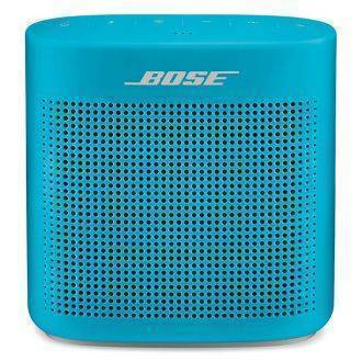 Bose SoundLink Colour II Blue Front View