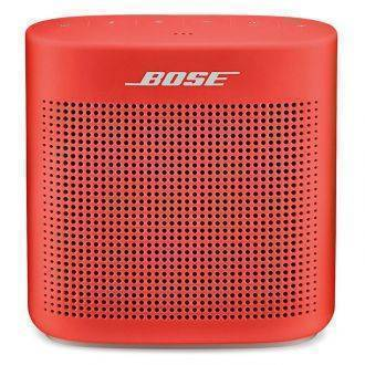 Bose SoundLink Colour II Red Front View