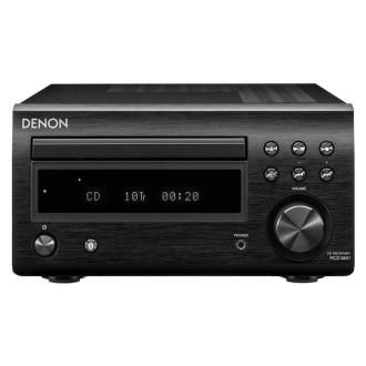Denon D-M41DAB CD Receiver Black