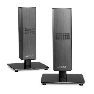 Bose OmniJewel Table Stand (pair) Black