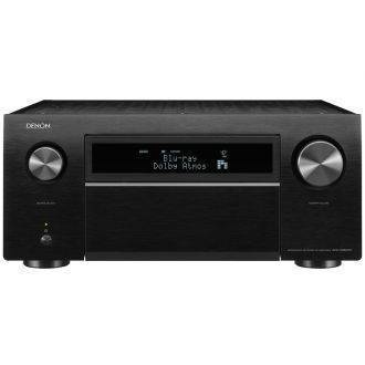 Denon AVC-X8500H Black Finish