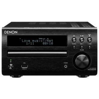 Denon D-M41DAB Black