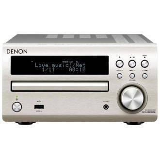 Denon D-M41DAB Rear Panel