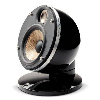 Focal Dome Flax Speaker With Grille Off Black