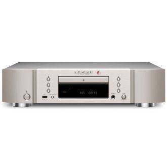 Marantz CD6006 UK Edition CD Player Silver Finish