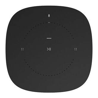 Sonos One Black - Top View