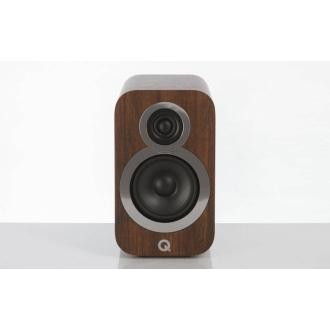 Q Acoustics 3010i English Walnut Front View