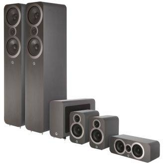 Q Acoustics 3050i Cinema Pack Graphite Grey
