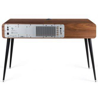 Ruark Audio R7 MK3 Rear View With Legs Attached