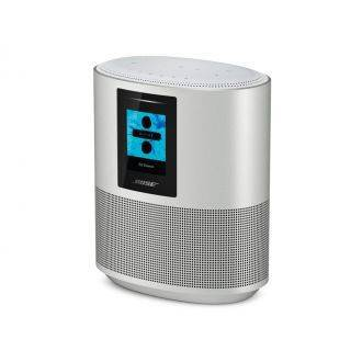 Bose Home Speaker 500 Silver Angled View