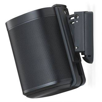 Flexson Sonos One Wall Bracket Rear Angled View