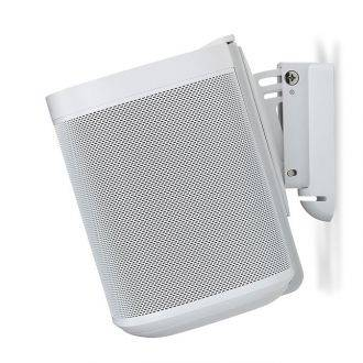 Flexson Sonos One Wall Bracket Side View White