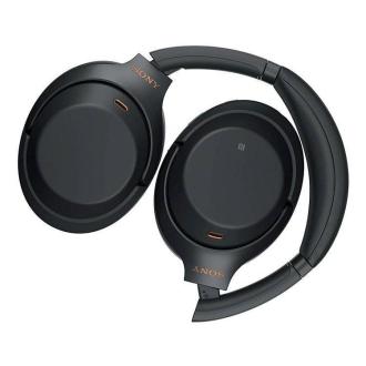 Sony WH1000XM3 Wireless Noise Cancelling Headphones Folding Design