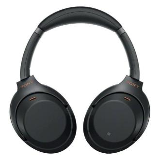 Sony WH1000XM3 Wireless Noise Cancelling Headphones Folding Flat Design