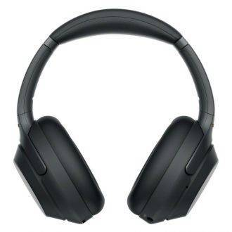 Sony WH1000XM3 Wireless Noise Cancelling Headphones Front View