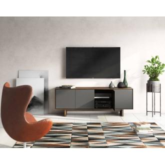 BDI Octave 8379 Walnut In Room Setting