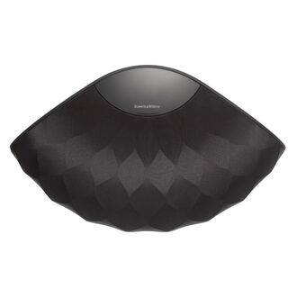 Bowers & Wilkins Formation Wedge Black Top View