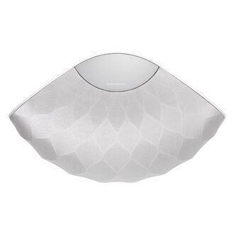 Bowers & Wilkins Formation Wedge Silver Top View