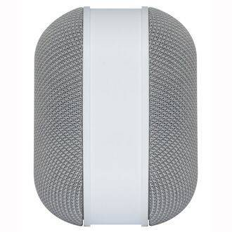 Monitor Audio MASS 5.1 Speaker Cube Mist White Side View