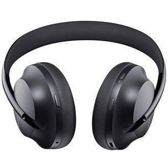 Bose Noise Cancelling Headphones 700 Black Flat View