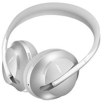 Bose Noise Cancelling Headphones 700 Silver Side View