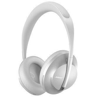 Bose Noise Cancelling Headphones 700 Silver Angled View