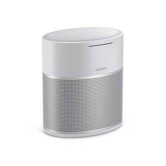 Bose Home Speaker 300 Silver Angled View