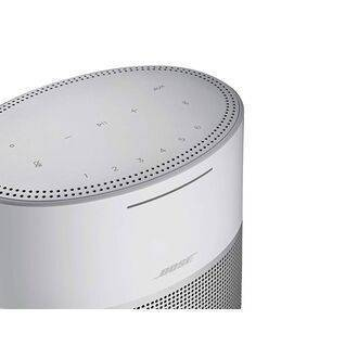 Bose Home Speaker 300 Silver Top View