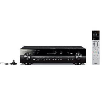 Yamaha RX-S602 Black With Remote